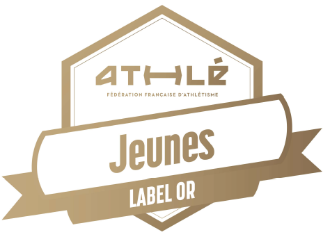 Le club obtient un Label OR !