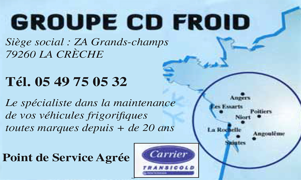 GROUPE CD FROID