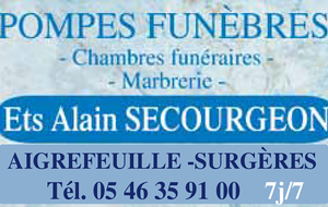 POMPES FUNEBRES SECOURGEON