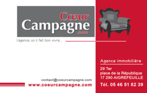 COEUR CAMPAGNE - Agence immobilière